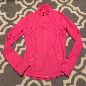 Pink Lulu jacket